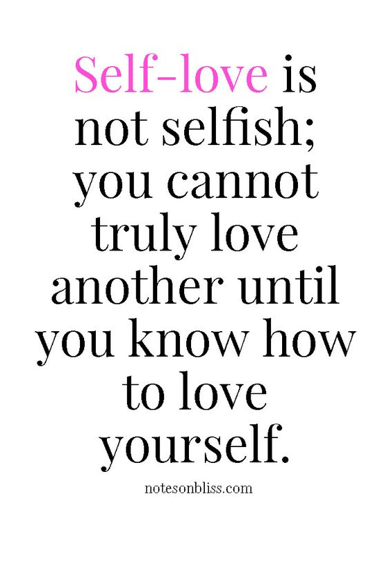 15 Of The Best Quotes On Self Love - Elyse Santilli