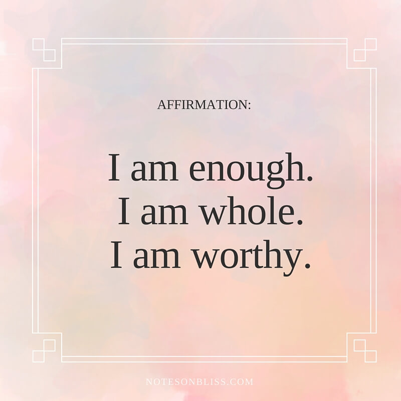 i-am-enough-quote
