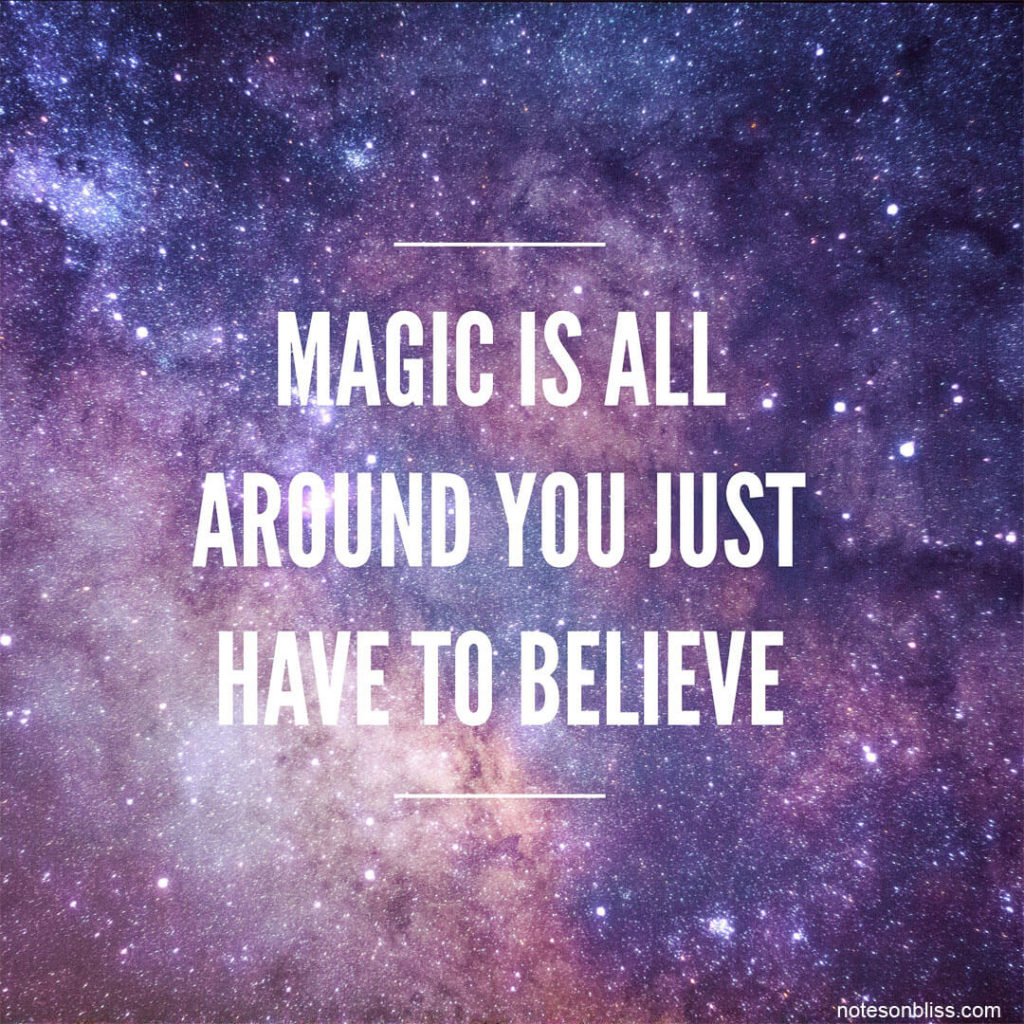 magic-is-all-around
